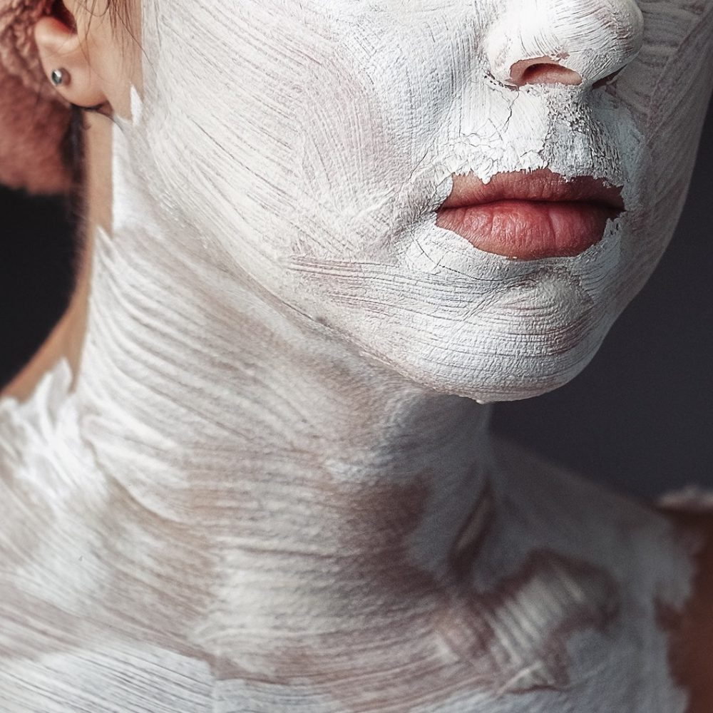 5. Masky a peelingy