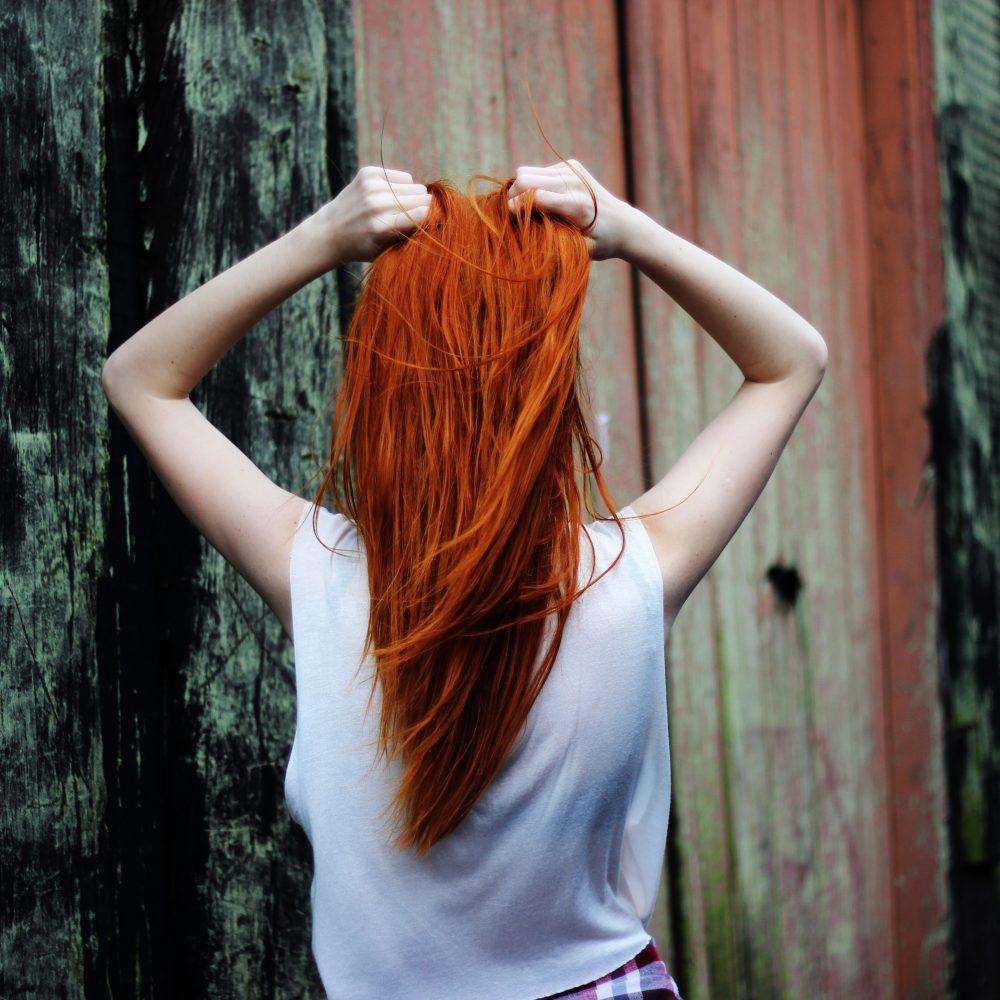 4. Farby na vlasy