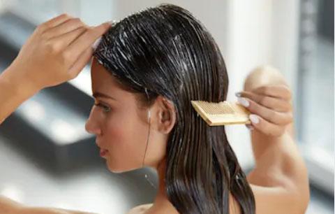 3. Vlasové kúry, masky, vody