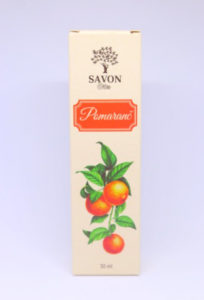 Krém na ruky s pomarančom