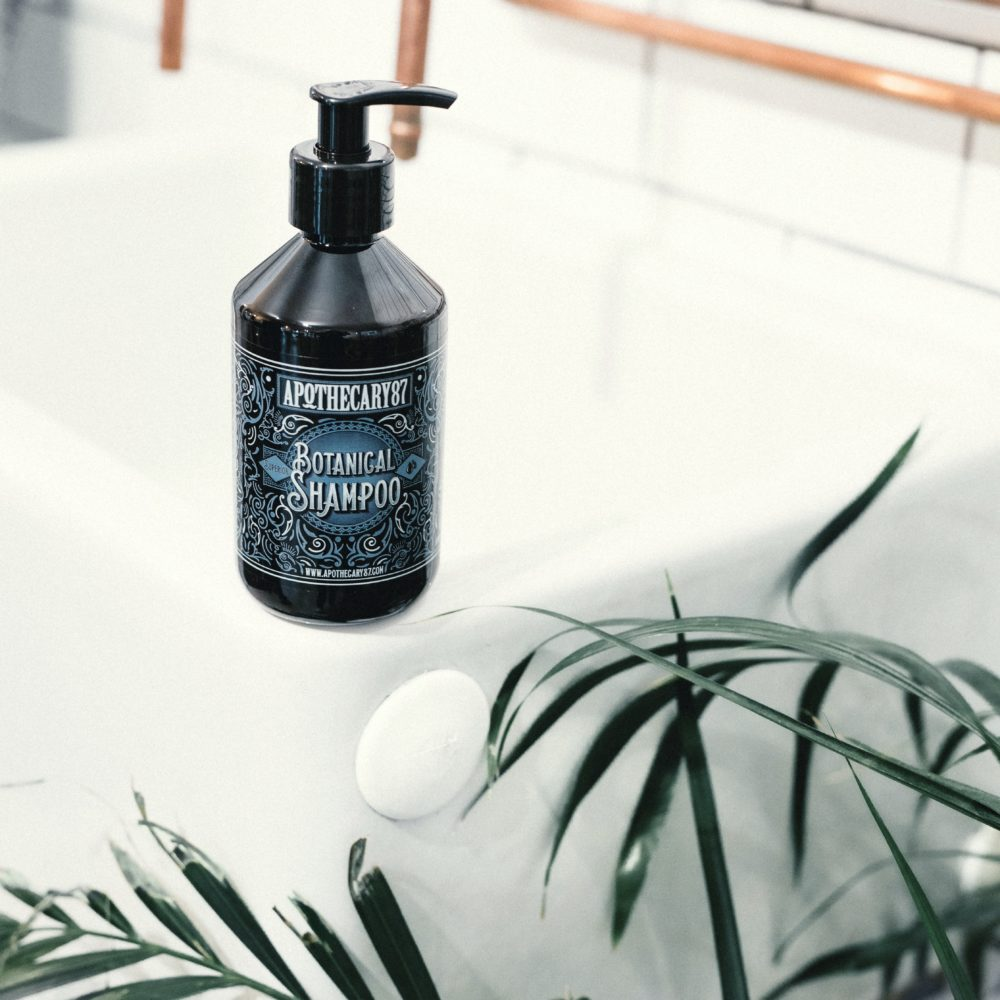 1. Šampóny tekuté a tuhé